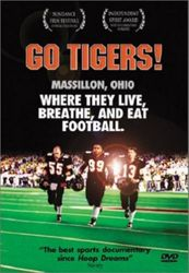 Go Tigers High School Football Film DVD