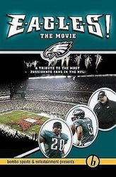 NFL Football: Philadelphia EAGLES - The Movie - DVD
