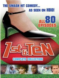 1st & Ten The Complete Series American Football 6 DVD Set