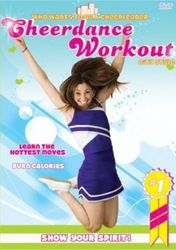 Cheerleader Cheerdance Workout - Cheerleading DVD