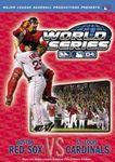 MLB Baseball World Series 2004 Boston Red Sox St Louis Cardinals DVD
