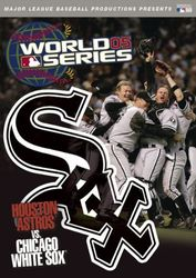 MLB Baseball World Series 2005 Chicago White Sox Houston Astros DVD