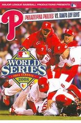 MLB Baseball World Series 2008 Philadelphia Phillies Tampa Bay Rays DVD