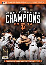 MLB Baseball World Series 2014 San Francisco Giants Kansas City Royals DVD