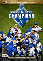 MLB Baseball 2015 World Series Kansas City Royals New York Mets DVD
