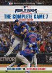 MLB Baseball 2016 World Series Game 7 Chicago Cubs Cleveland Indians 2-DVD-Set