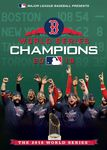MLB Baseball 2018 World Series Boston Red Sox Los Angeles Dodgers DVD