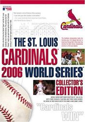 MLB Baseball 2006 World Series St. Louis Cardinals Collector's Edition 8-DVD-Set