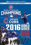 MLB Baseball 2016 World Series Chicago Cubs Collector's Edition 8-DVD-Set