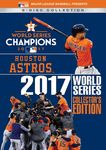 MLB Baseball 2017 World Series Houston Astros Collector's Edition 8-DVD-Set