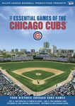 MLB Baseball: Essential Games Of The Chicago Cubs (4-DVD-Set)