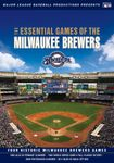 MLB Baseball: Essential Games Of The Milwaukee Brewers (4-DVD-Set)