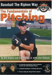 Baseball The Ripken Way The Fundamentals of Pitching instructional DVD