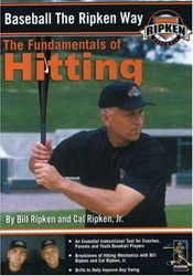 Baseball The Ripken Way The Fundamentals of Hitting instructional DVD