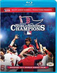 2013 Baseball World Series Boston Red Sox codefree Blu-ray Disc