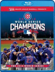 MLB Baseball 2016 World Series - Chicago Cubs (Blu-ray)