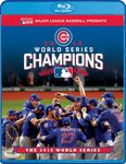 2016 Major League Baseball World Series Chicago Cubs Blu-ray Disc