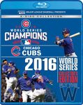 2016 Baseball World Series Chicago Cubs Collector's Edition 8 Blu-ray Discs