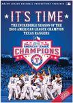 MLB Baseball: It's Time. The 2010 Texas Rangers - DVD