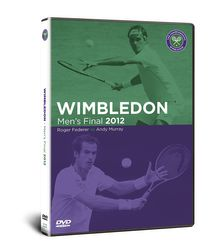 Wimbledon Tennis 2012 Finale Roger Federer vs Andy Murray 2-DVD-Set