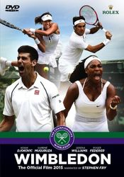 Wimbledon The 2015 Official Film Tennis DVD