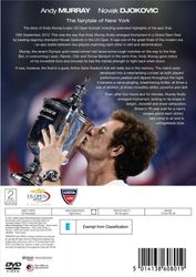 US Open 2012 Finale: Murray vs Djokovic (2-DVD-Set)