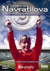 Martina Navratilova. Her Story - Tennis DVD