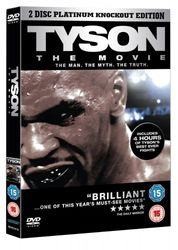 Mike Tyson - The Movie . Platinum Knockout Edition (2-DVD-Set)