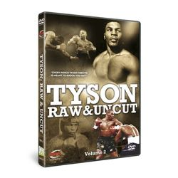 Mike Tyson: Raw & Uncut - Volume 2 (DVD)