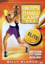Billy Blanks tae Bo BootCamp Elite Mission Spot Training Upper Body DVD