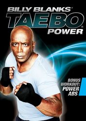 Billy Blanks Tae Bo Power Total Body Workout DVD