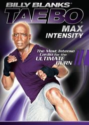 Billy Blanks Tae Bo Max Intensity DVD