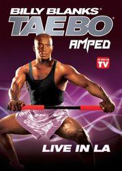 Billy Blanks Tae Bo AMPED Live in LA DVD