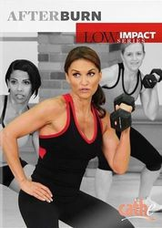 cathe Friedrich Low Impact Series After Burn DVD