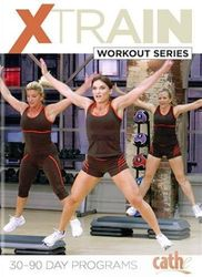 cathe Friedrich XTRAIN Complete Workout Series 9-DVD-Set