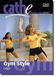 cathe Friedrich Hardcore Series Gym Style Legs DVD Beine Po workout