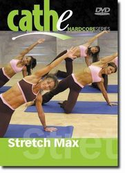 cathe Friedrich Hardcore Series Stretch Max DVD total body stretching workout