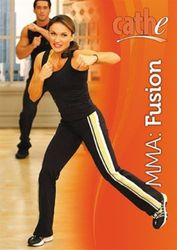 cathe Friedrich Shock Cardio Series MMA Fusion DVD core exercises