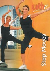 cathe Friedrich Shock Cardio Series Step Moves DVD advanced step workout