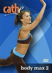 cathe Friedrich body max 2 DVD high intensity step workout