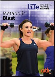 cathe Friedrich LiTe Series Metabolic Blast DVD