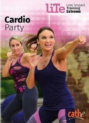 cathe Friedrich LiTe Series Cardio Party DVD