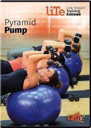 cathe Friedrich LiTe Series Pyramid Pump DVD