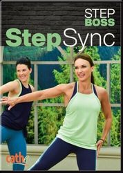 cathe Friedrich STEP BOSS Series - Step Cync - DVD