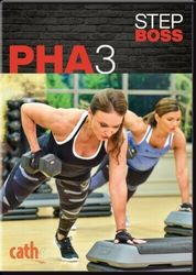 cathe Friedrich STEP BOSS Series - PHA 3 - DVD