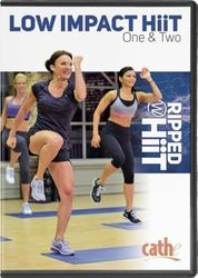 cathe Friedrich Low Impact Hiit One & Two DVD Ripped with HiiT