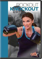cathe Friedrich Rockout Knockout DVD cardio kick boxing workout
