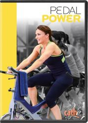 cathe Friedrich Pedal Power DVD cycling indoor cycle workout tabata
