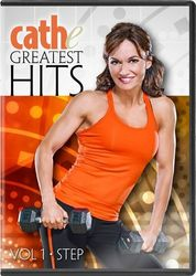 cathe Friedrich Greatest Hits Volume #1 Step workout DVD