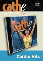 cathe Friedrich Cardio Hits DVD Power Max Step Fit Step Works